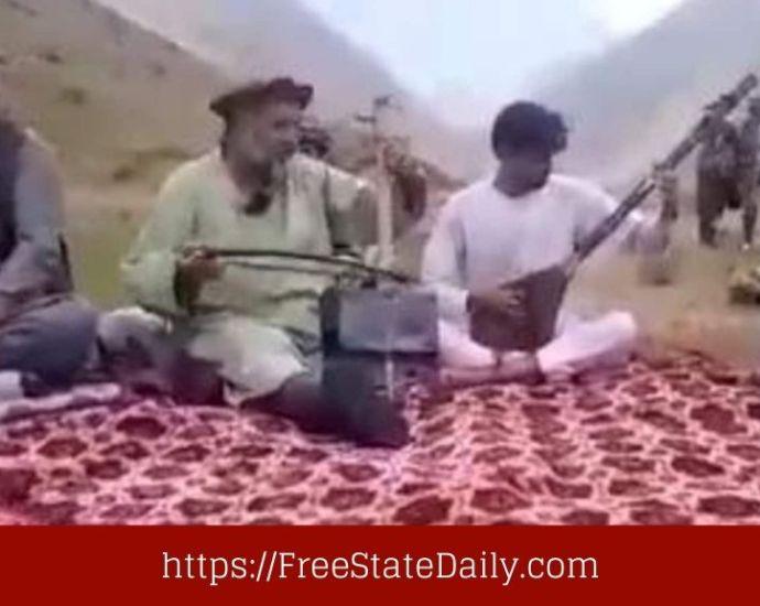 Taliban Execute Man For Singing