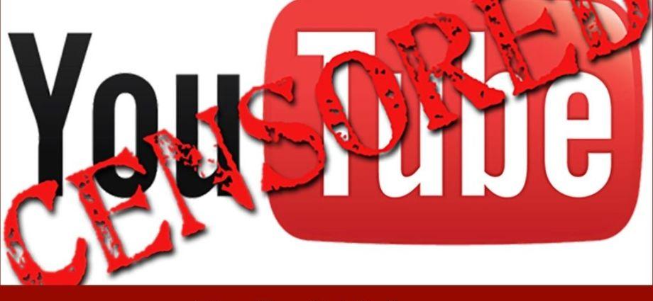 Youtube Censors Strike Again