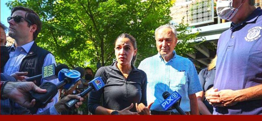New York Democrats Scorned By Storm Victims