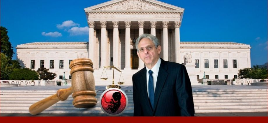 Biden DOJ Lobbies Supreme Court Ahead Of Abortion Case