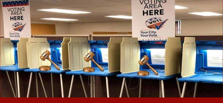 Republicans Sue Vermont Towns Over Voting Laws