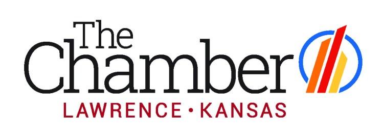 The Chamber of Lawrence, Ks Logo