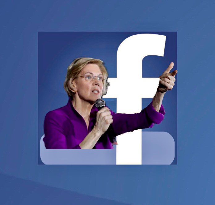 FACEBOOK V. ELIZABETH WARREN