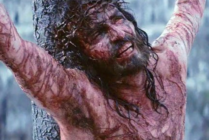 He was Brutalized, Humiliated & Murdered so that we Might Live Forever