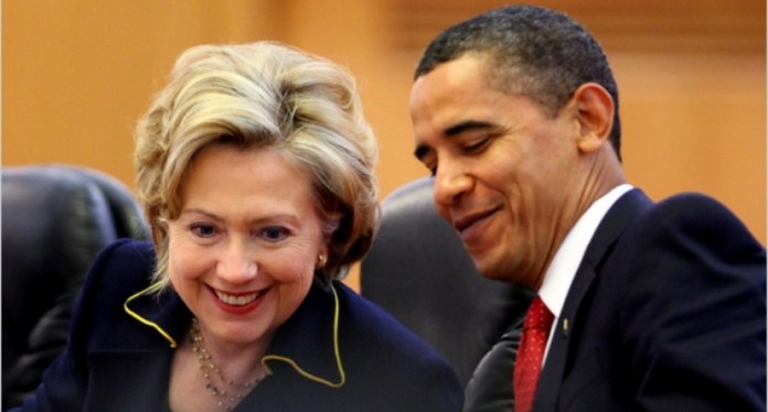 Obama Hid Hillary Clinton's Emails