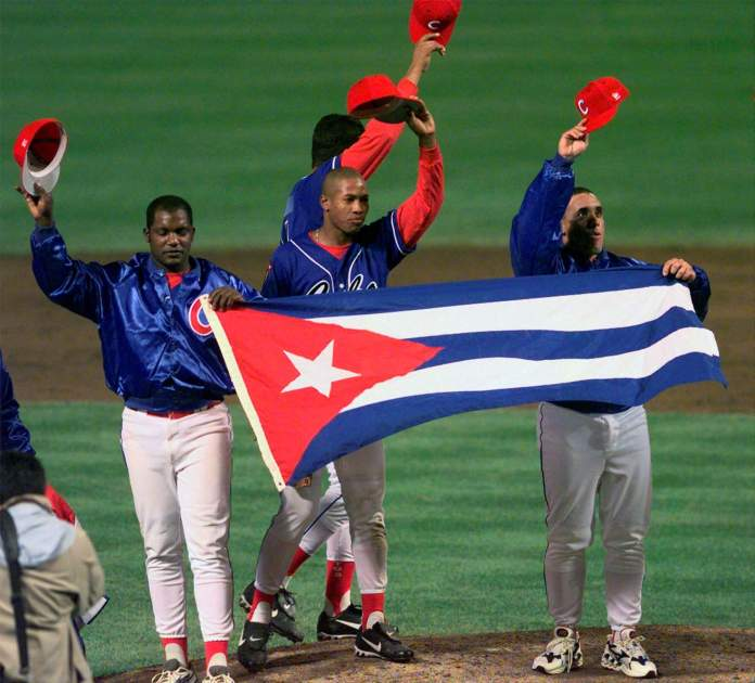 PRESIDENT TRUMP CANCELS OBAMA'S CUBAN BASEBALL DEAL