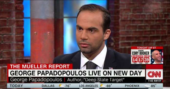 George Papadopoulos Set Up by FBI