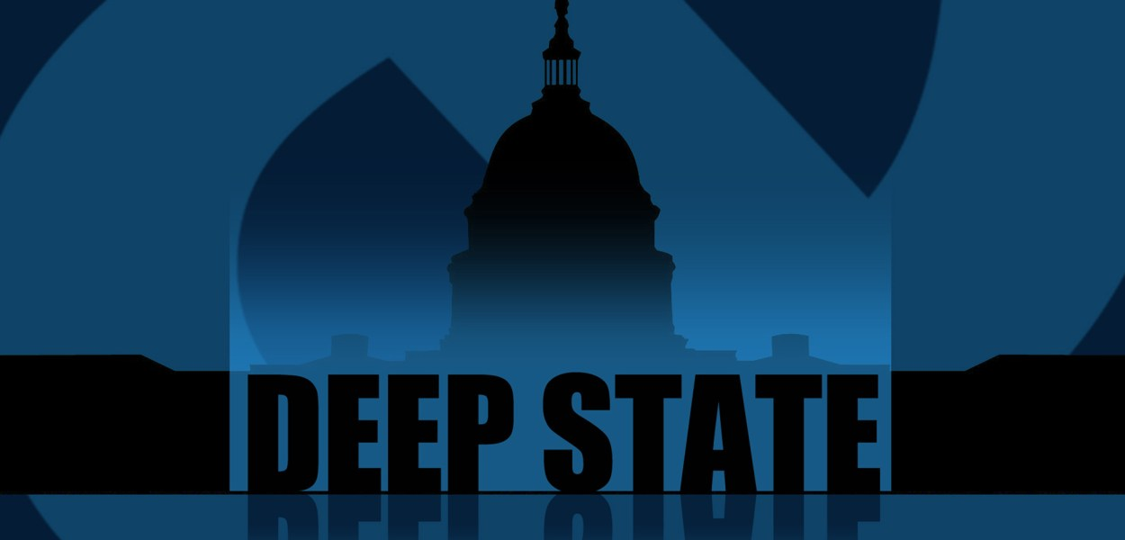 The Deep State Shallow People
