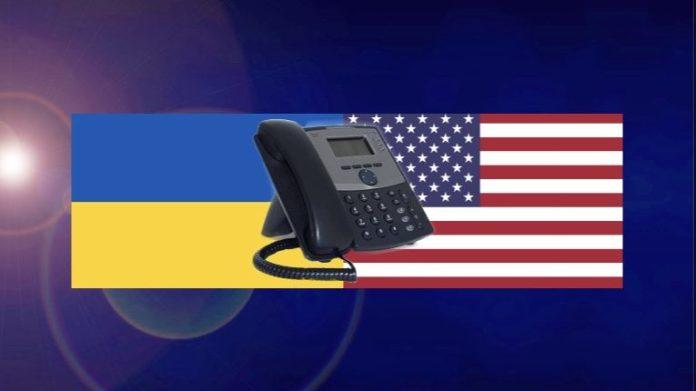 Ukraine Transcript Shows Nothing