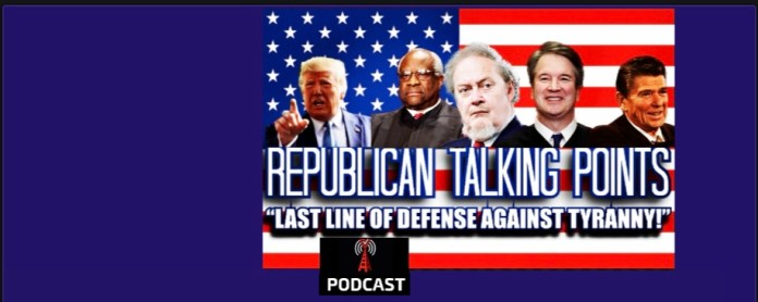 Republican Talking Points