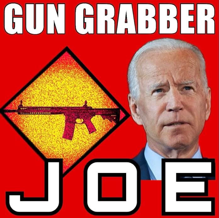 Joe Biden Gun Views