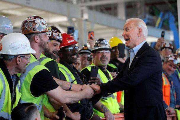 "Biden Tells Union Worker ""You're Full of Shit"""