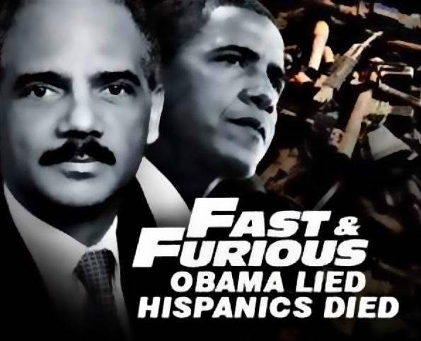 Obama Sold Guns to Mexican Cartels