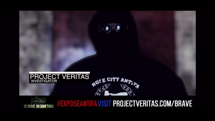 ANTIFA EXPOSED by Project Veritas