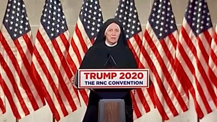 Pro-Life Nun Speaks at RNC