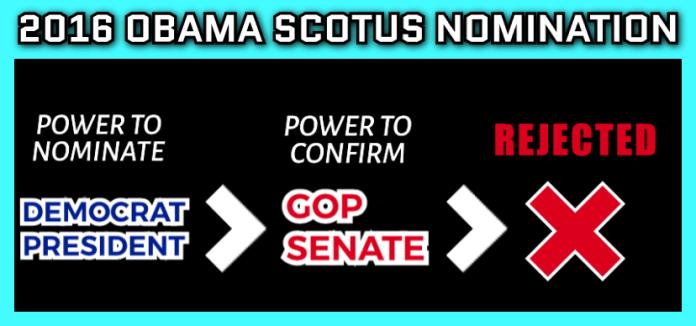 GOP SCOTUS Nomination Justified