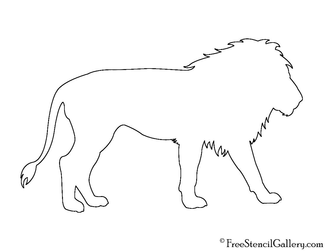 A Lion Cut