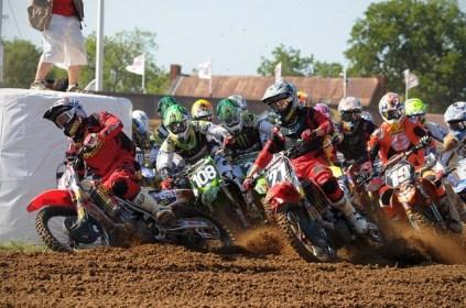 Freestone AMA Motocross 2010 - First Turn 250 Division