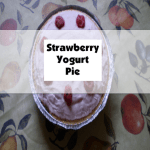 Strawberry Yogurt Pie