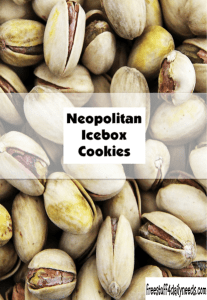 neopolitan icebox cookies