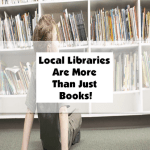 Local Libraries Are More Than Just Books