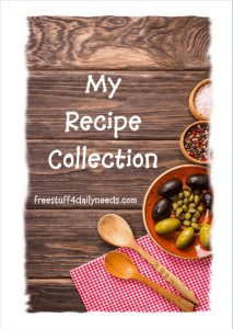 my recipe collection tall image 2