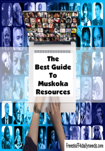 the best guide to muskoka resources