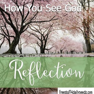 how you see god