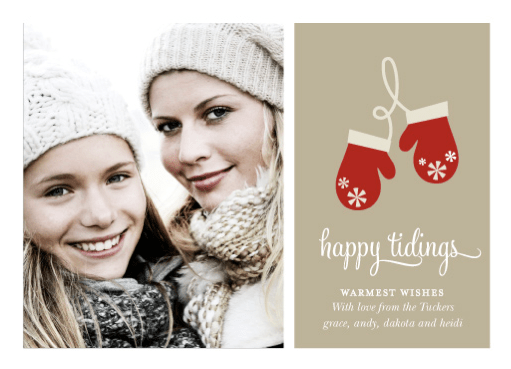 10 Free Personalized Christmas Cards