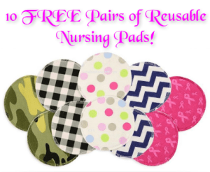 Free Nursing Pads From BreastPads.com! (10 pairs)