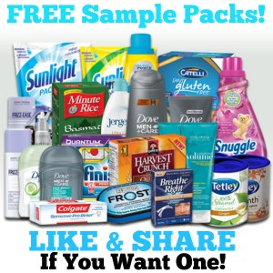 *** HURRY *** FREE Sample Source Sample Packs ~ Fall 2018