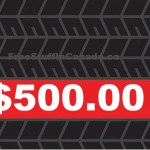 Win a $500.00 Canadian Tire Gift Card!