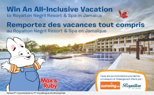 Win an All-Inclusive Family Trip to Jamaica From Treehouse TV!