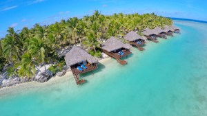 Win a Trip For Two to The Cook Islands!