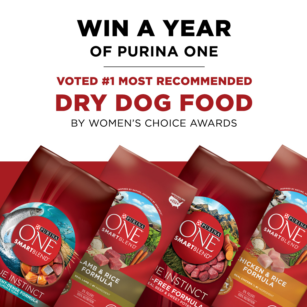 What Smartsource Is Purina One Dog Food