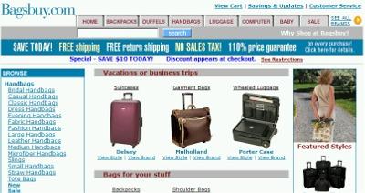 Sponsored: BagsBuy.com Save 10% off $50 Coupon - US