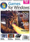 ValueMags.com Free Subcription to Games for Windows: The Official Magazine - US
