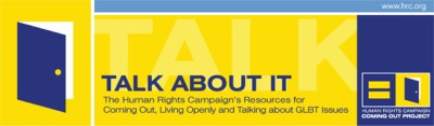 Human Rights Campaign Coming Out Project Free HRC Coming Out Project Action Kit - Worldwide