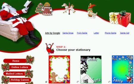 SantaWritesYou.com Create Free Letters from Santa Claus - Worldwide