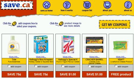 Save.ca Coupon for a Free KRAFT LiveActive Cheese Product - Canada
