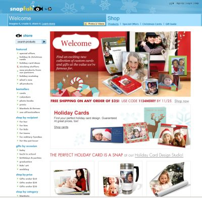 HP Snapfish 50 Free Prints PLUS Black Friday Deals: Save 60% or Free Mugs with Purchase