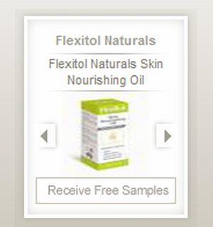 Laderma Health Free Flexitol Naturals Skin Care Sample - Canada