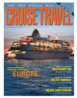 Mercury Magazines Free Subscription to Cruise Travel Magazine - US