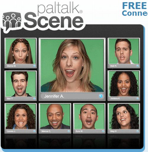 Paltalk Free Live Voice and Video Chat Software - International (Sponsored)