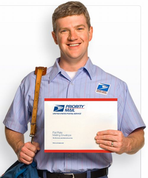 USPS Priority Mail Free Flat Rate Shipping Kit - US