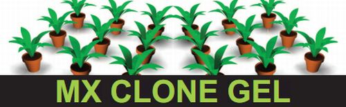 Hydroponix Free Sample of MX Clone Gel for Plants - US