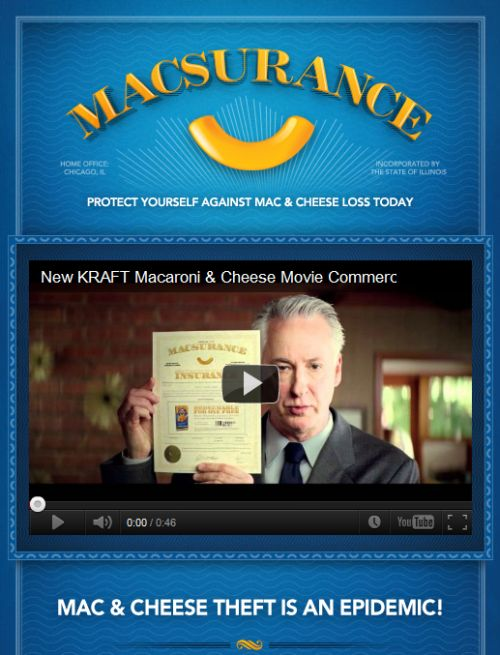Kraft Macaroni & Cheese Free Coupon for a Free Box via Facebook