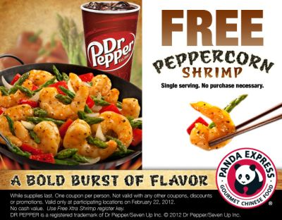 picture regarding Panda Express Printable Coupons identified as Panda Convey Gourmand Chinese Food stuff Printable Coupon for Totally free