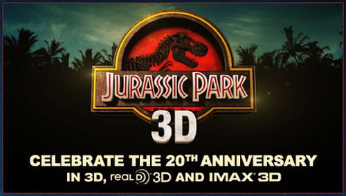 Universal Screenings Free Jurassic Park in 3D Movie Screening Tickets - Select US Cities