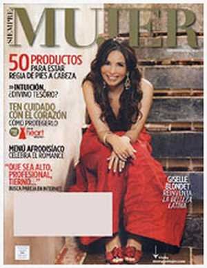 FreeBizMag Free Siempre Mujer Magazine One-Year Subscription - US